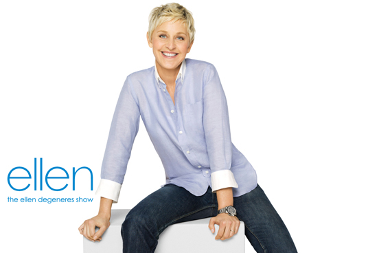 Ellen DeGeneres pic