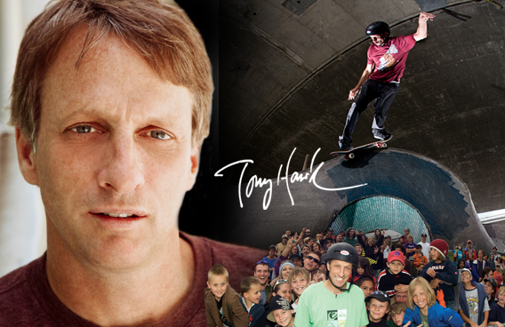 Tony Hawk pic